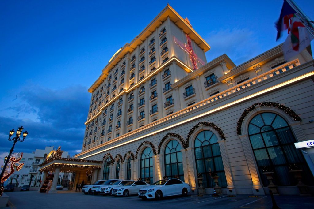 Lord'a Palace Hotel SPA Casino Girne